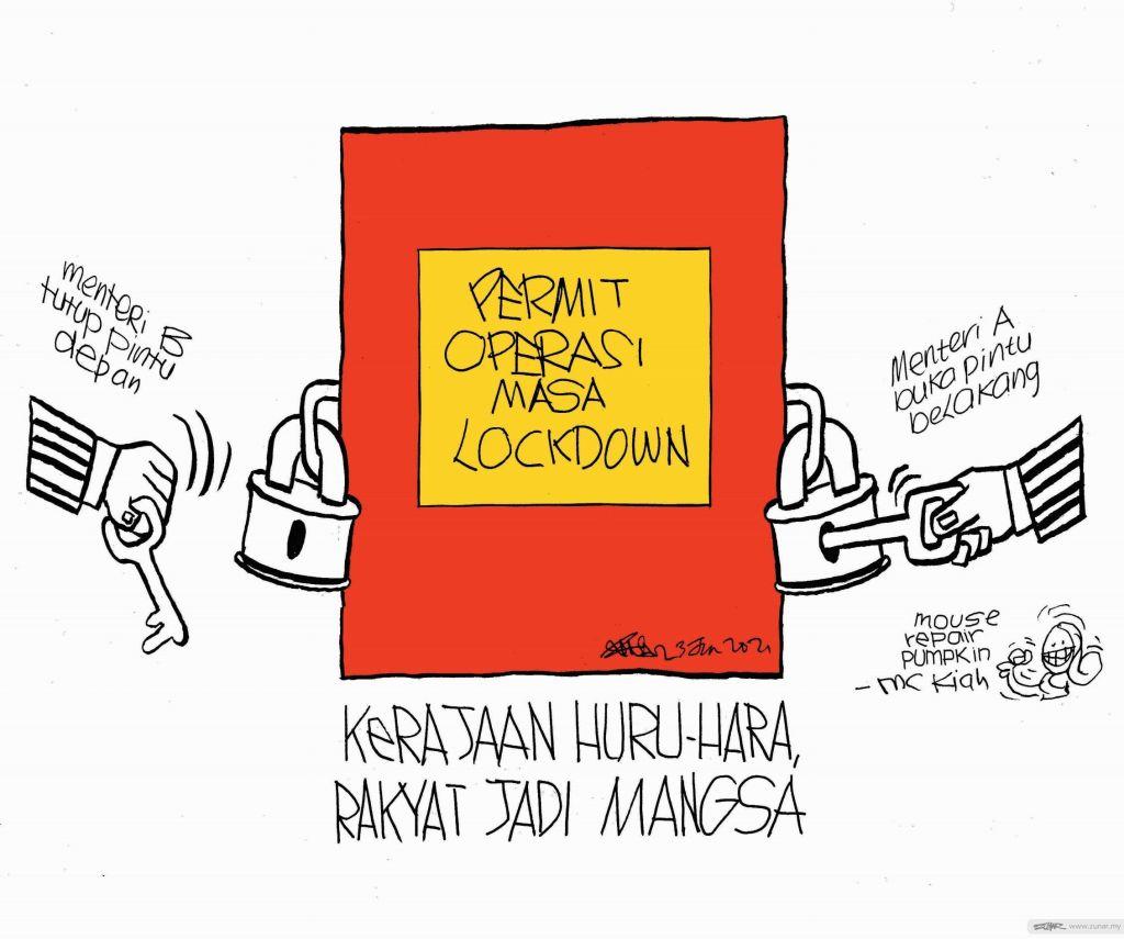 WEB Cartoonkini MENTERI 3 June 2021 (Custom) (Custom)