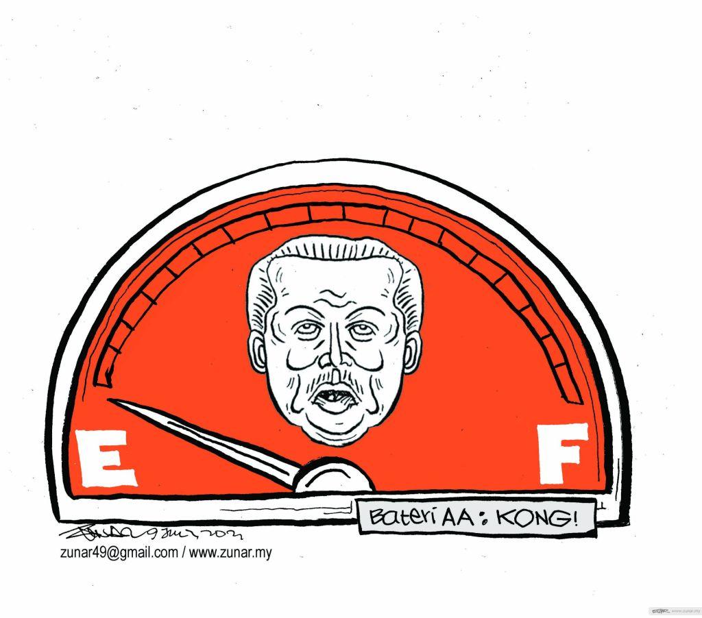 Cartoonkini METER 9 July 2021