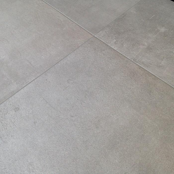 Vloertegel benb srl urban light grey 60 4 x tegels for Carrelage urban grey