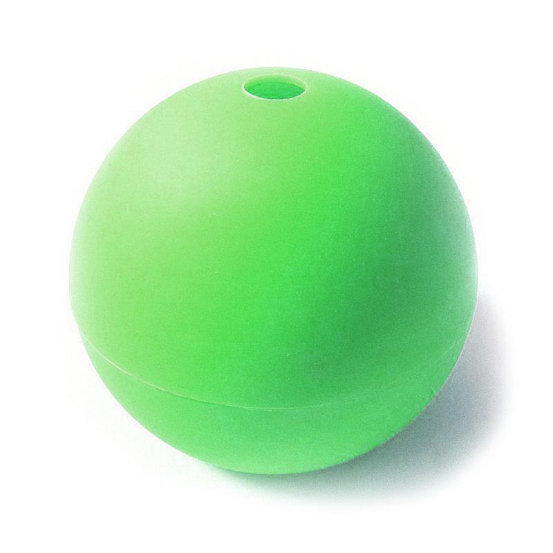 moule boule vert