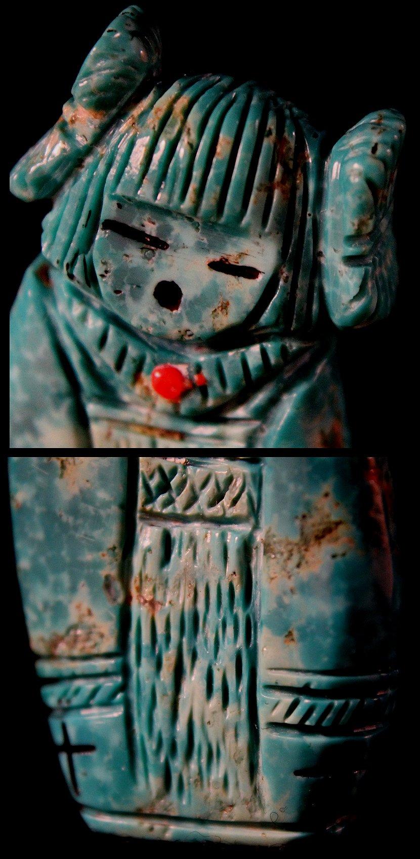 Zuni Fetishes from ZUNI SPIRITS