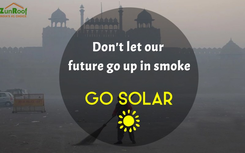 Solar, air pollution, Delhi-NCR,PM 2.5
