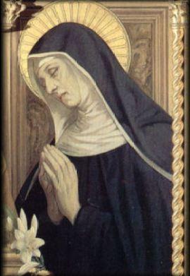 blažena Elizabeta iz Mantove - devica