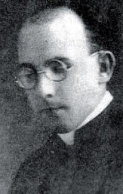 blaženi Peter Edvard Dankowski - duhovnik in mučenec
