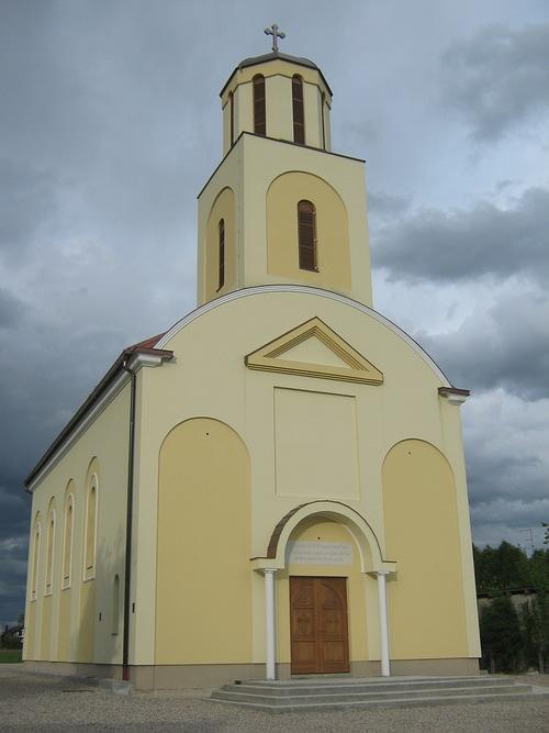 Preobraženje Gospodinovo-grkokatolička župna crkva u Jastrebarskom