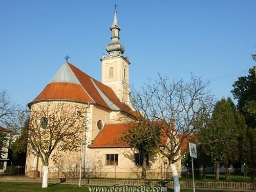 Preobraženje Gospodinovo-župna crkva u Piškorevcima