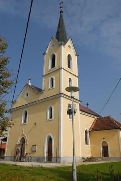 Sveti Ivan Krstitelj-župna crkva u Gornjem Desincu