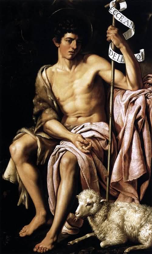 Rođenje svetog Ivana Krstitelja