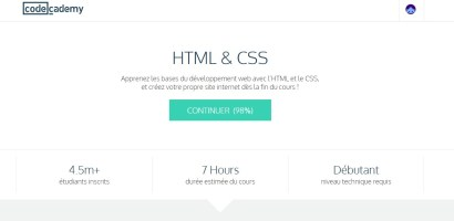 codecademy statistiques