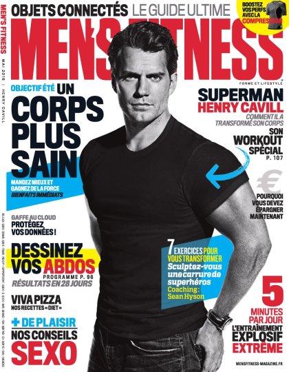Men's Fitness N°3 - Mai 2016