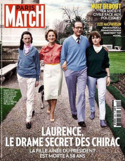 Paris Match N°3492 - 20 au 27 Avril 2016