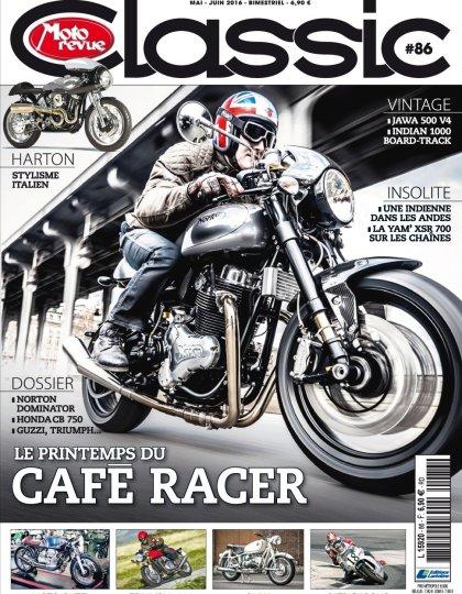 Moto Revue Classic N°86 - Mai/Juin 2016