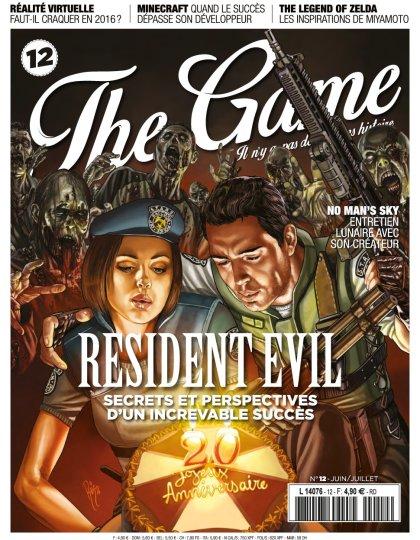 The Game N°12 - Juin/Juillet 2016