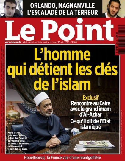 Le Point N°2284 - 16 au 22 Juin 2016