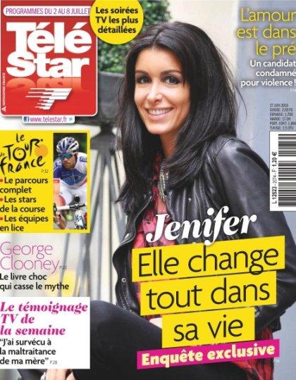 Télé Star n°2074 - 2 au 8 Juillet 2016