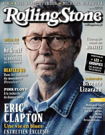 Rolling Stone N°86 - Juillet-Août 2016