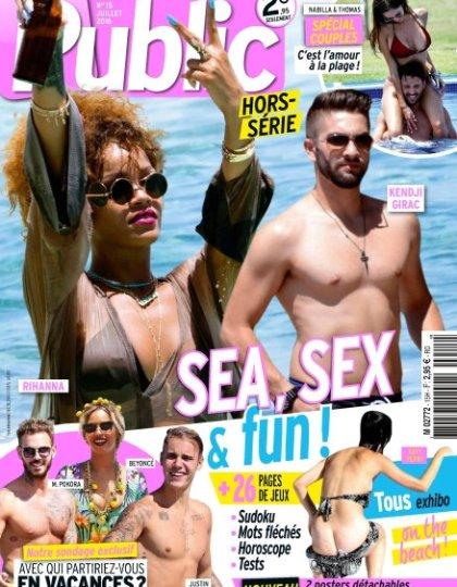 Public Hors-série n°15 - Juillet 2016