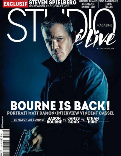 Studio Ciné Live N°81 - Juillet-Août 2016