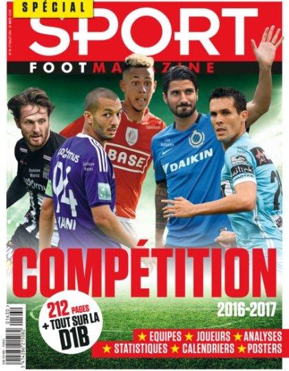 Sport/ Foot Magazine n°30 du 27 Juillet 2016