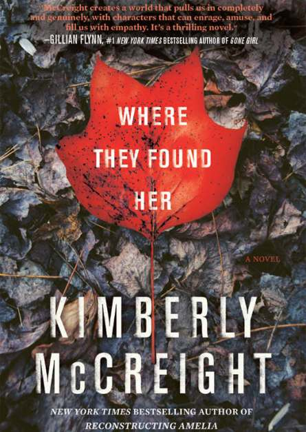 Kimberly McCreight Where They Found Her epub free download