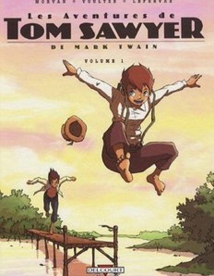 Les aventures de Tom Sawyer-Tome 1