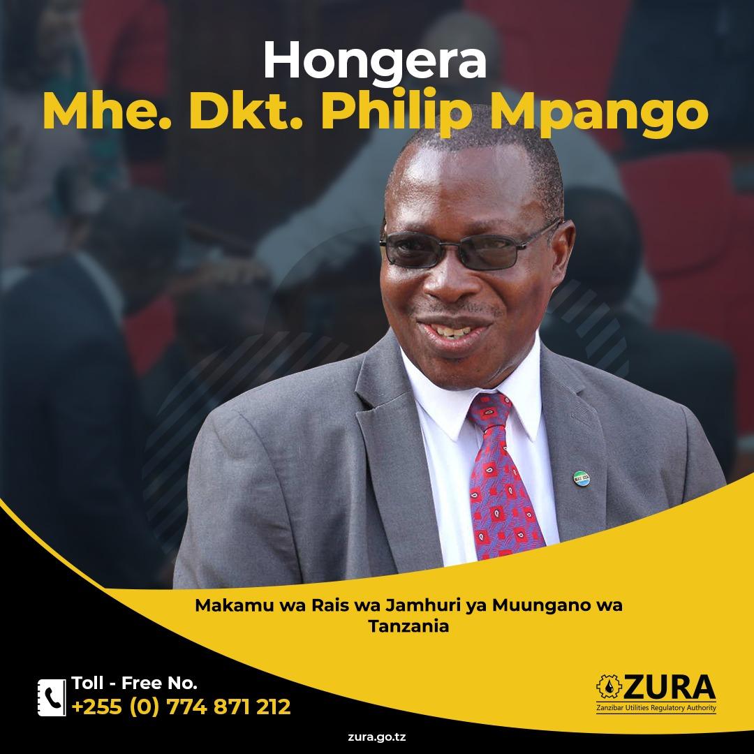 HONGERA . MHE. DKT. PHILIP MPANGO