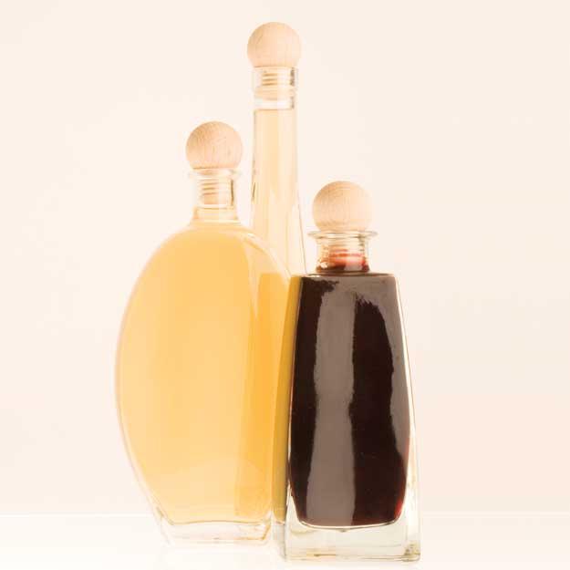 Essigflaschen - Essigmanufaktur zur Freiheit