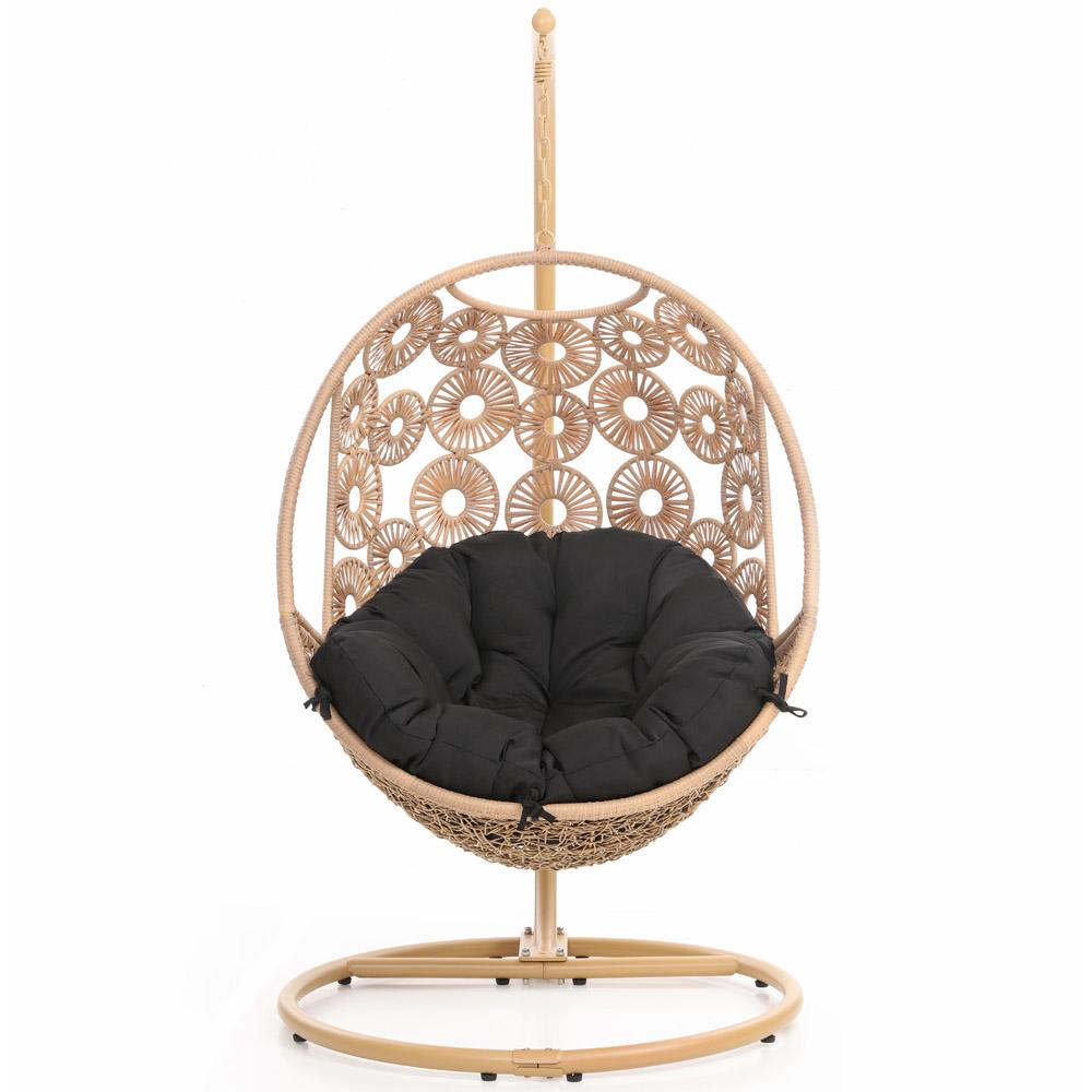 swing chair metal wooden repair bay zuri furniture next