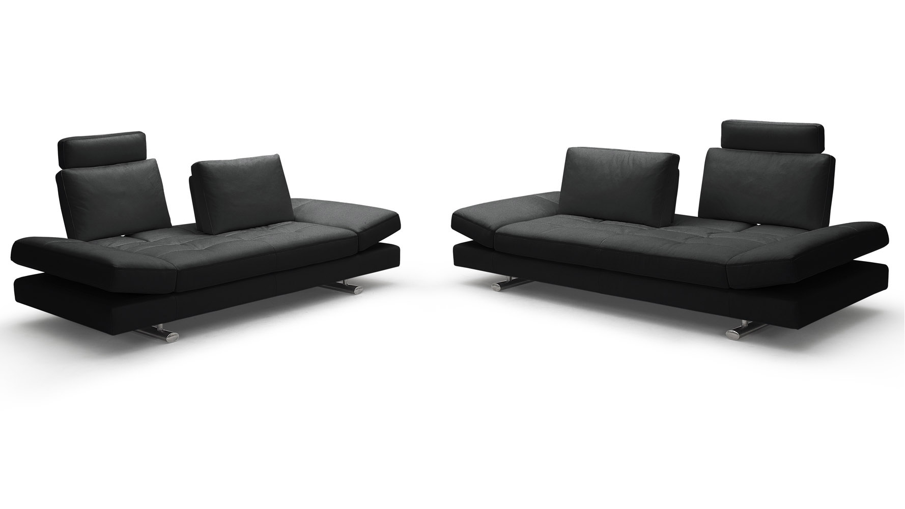 black modern sofa set havertys reclining sofas bentley top grain leather with loveseat zuri mouse over image to zoom or click view larger