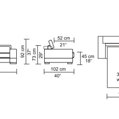 Dimensions Of A Full Size Sleeper Sofa Vine Wood Frame Sofas Sizes Unique 90 With