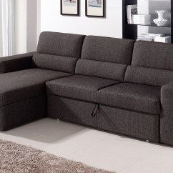 Convertible Sofa Bed Sectional One Seat Sleeper Sofas Comfortable Modern Style Zuri Furniture