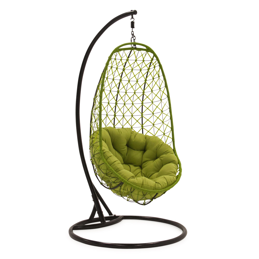 outdoor wicker swing chair recliner for baby room comfortable egg shaped rattan euro bp715 g4 free shipping