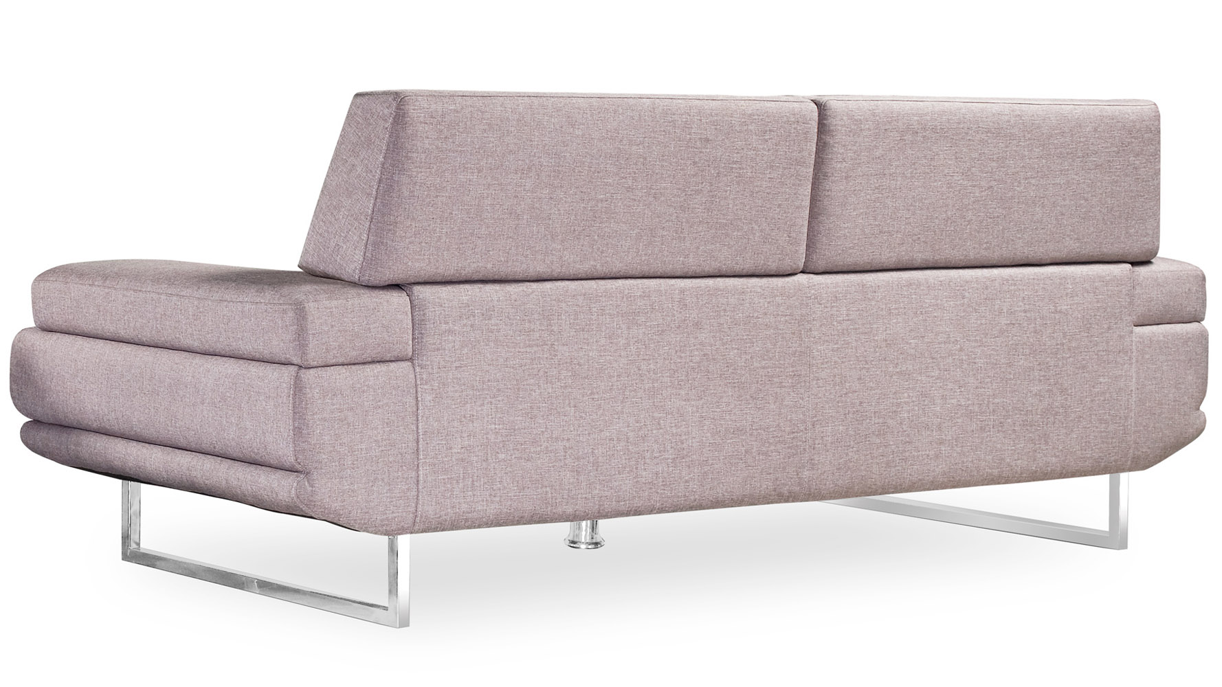 steel sofa set online chennai bobs furniture recliner modern taupe fabric upholstered 2 piece with