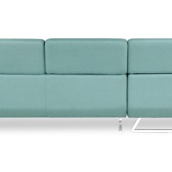 Kensington Chaise Sofa Bed Furniture For Sale In The Philippines Modern Fabric Upholstered 3 Seater Sectional