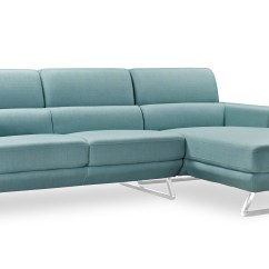 Kensington Chaise Sofa Bed Slipcover And Chair Modern Fabric Upholstered 3 Seater Sectional