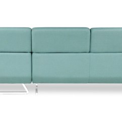 Kensington Chaise Sofa Bed Fabric Sofas For Small Rooms Modern Upholstered 3 Seater Sectional