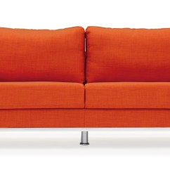 Orange Color Sofa Abc Bed Set Por Sets Lots From Thesofa