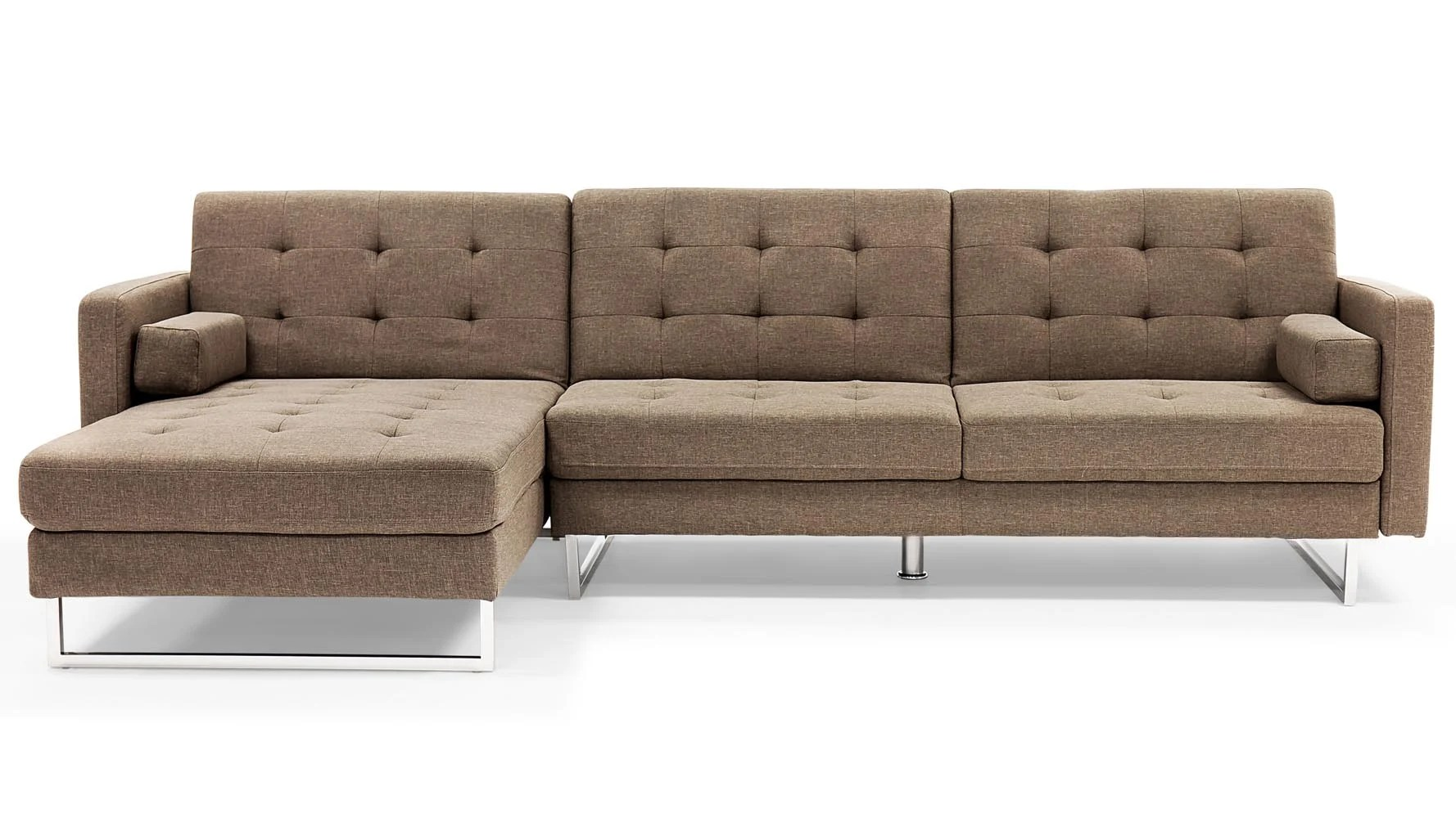 tan fabric sofa modern contemporary black leather upholstered sectional beckham u shaped