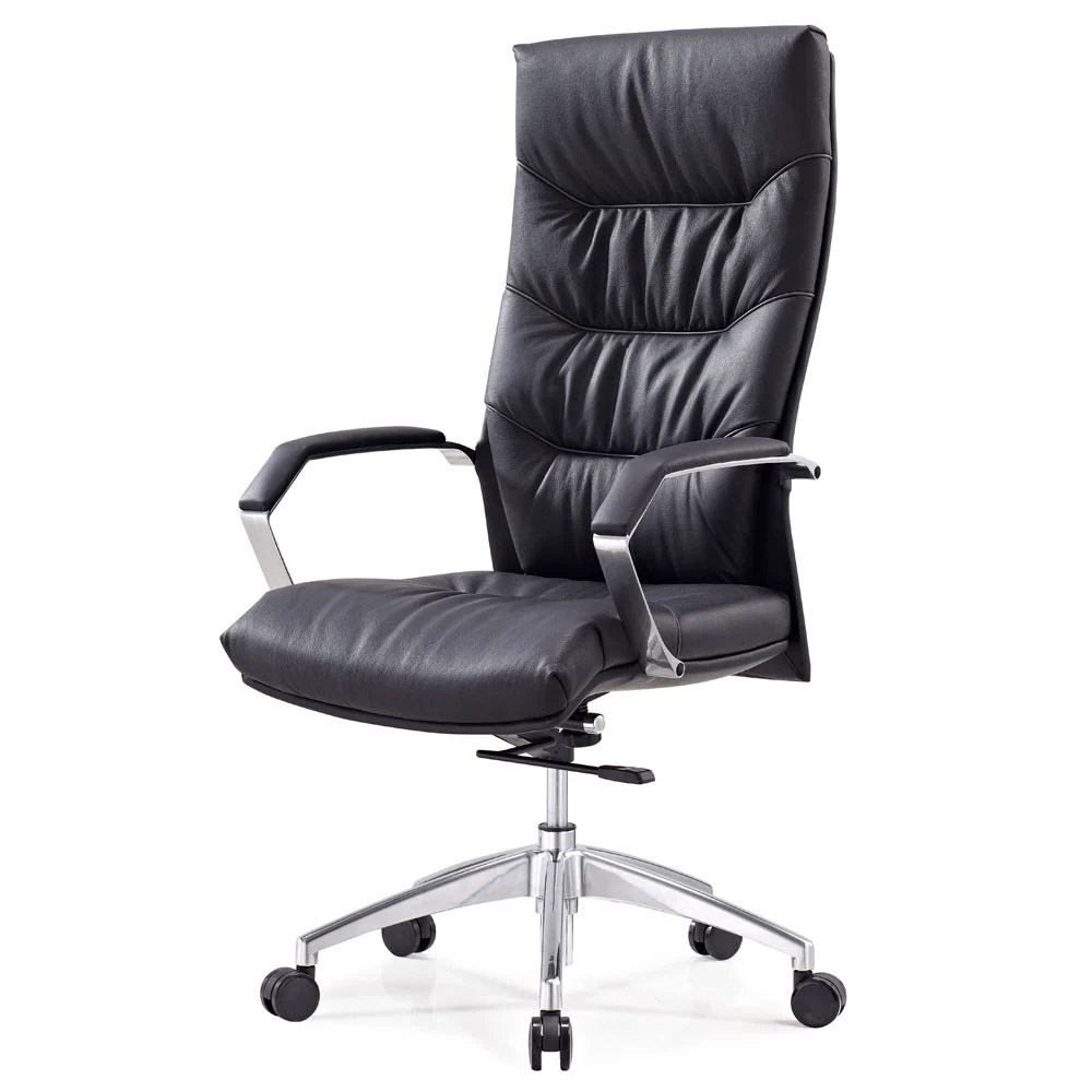 unique leather office chairs ergonomic chair and ottoman modern executive contemporary task zuri furniture