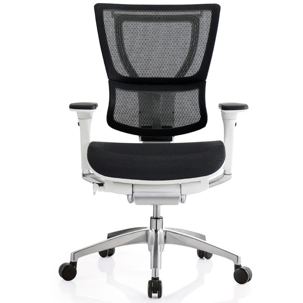 iOO Mesh Back  Seat Swivel Chair  Zuri Furniture