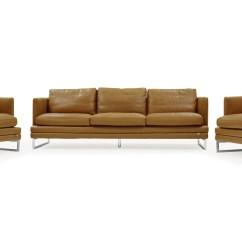 Modern Sofa Chair Table And Rentals San Antonio Brando Set With 2 Armchairs Zuri Furniture