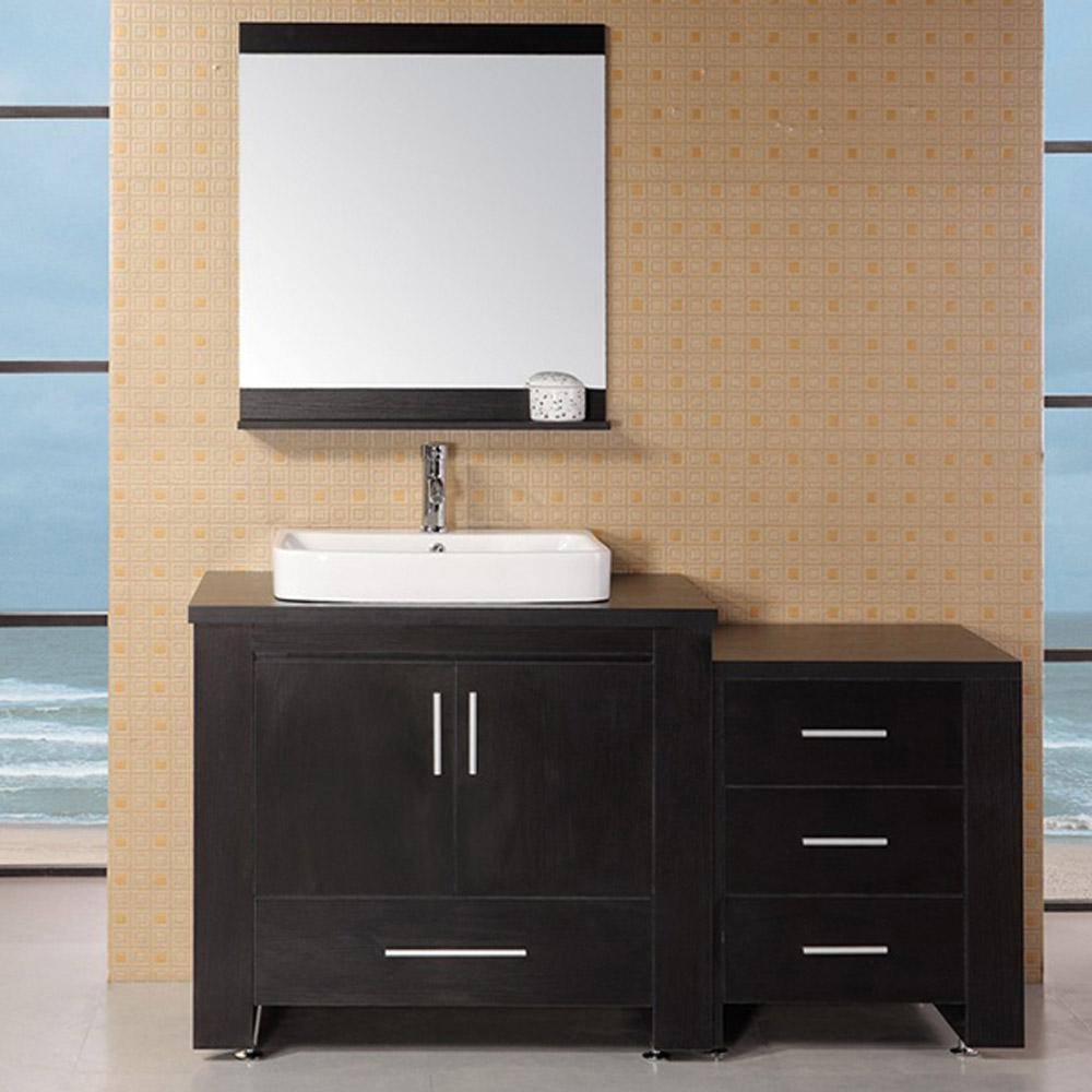 Weston 36 Single Sink Vanity Set  Zuri Furniture