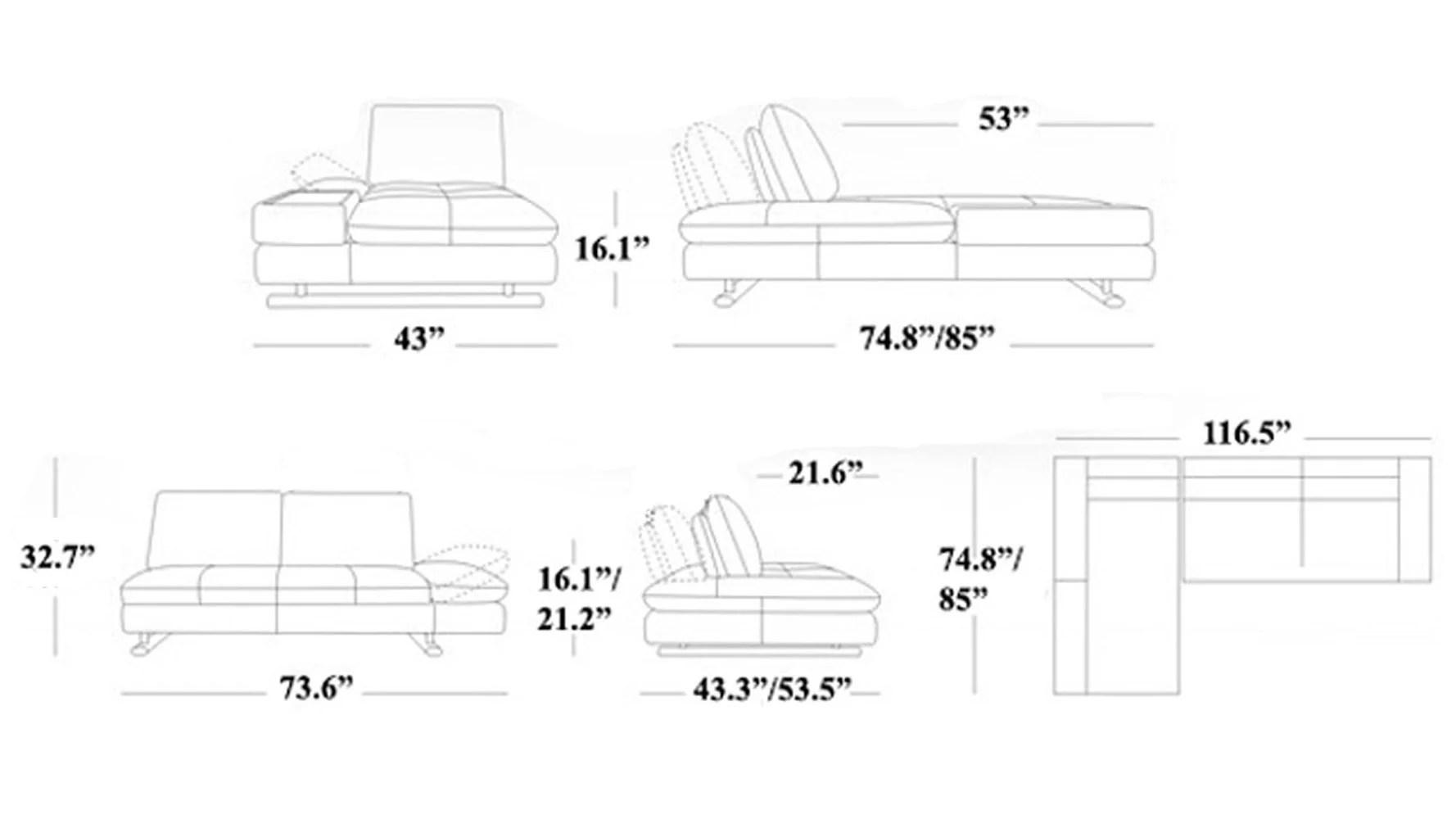 chez long sofa bed supports average length – thesofa