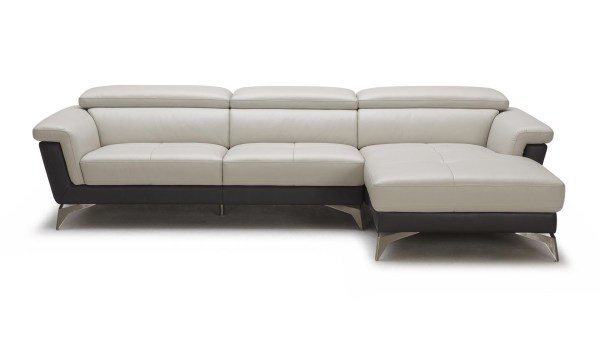 Kuka Leather Sectional Sofas