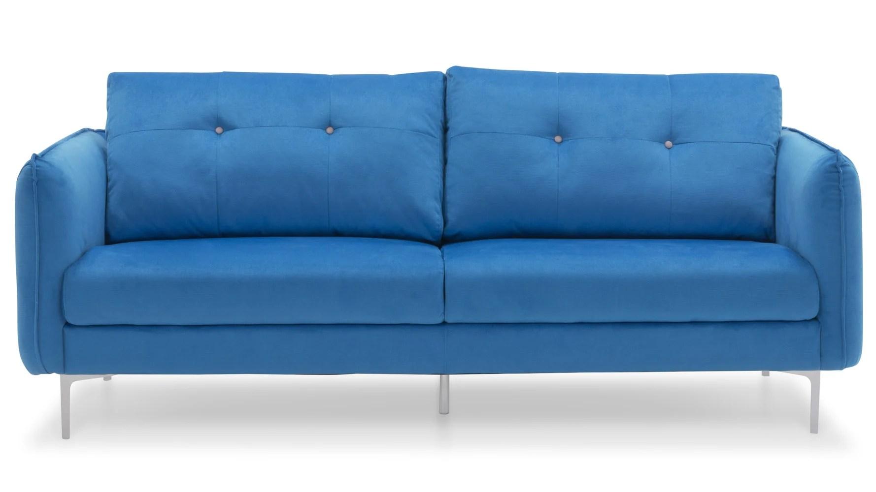 light brown tweed sofa good quality corner bed blue model 711 danish beige mid century