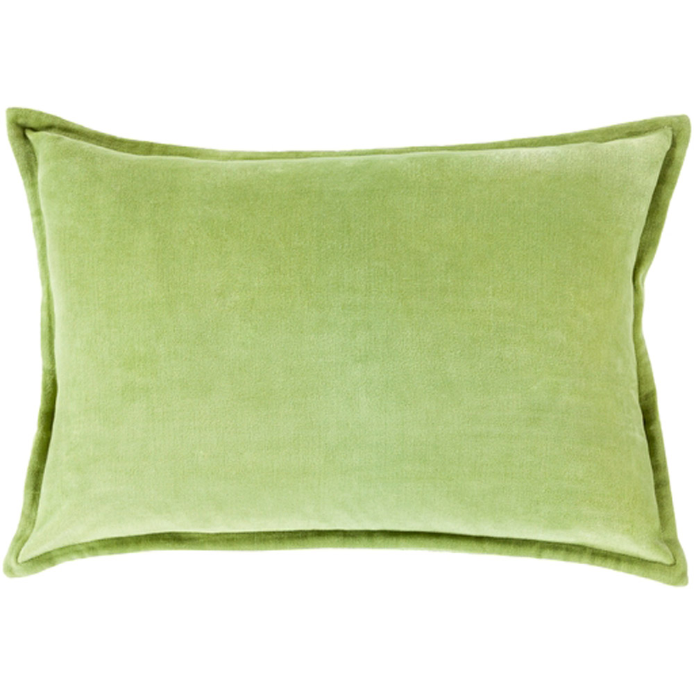 Velvet Lumbar Pillow  Zuri Furniture
