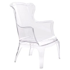 Transparent Polycarbonate Chairs Lazy Boy For Sale Ilma Occasional Chair Zuri Furniture