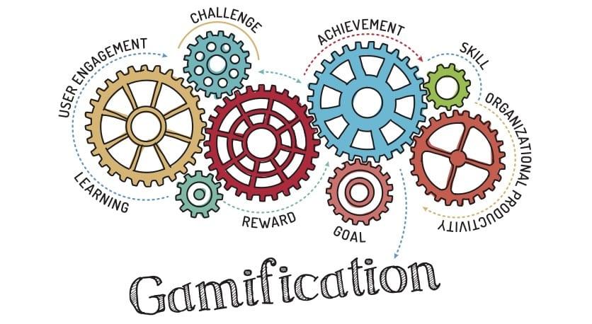 Gamification ist definiert als:
