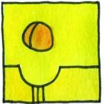 KAN Gelbe Samenwelle