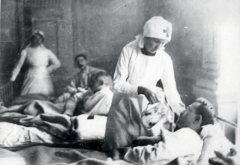 Image result for doktori u 1 svetskom  ratu